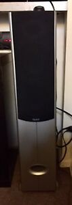 Quest QF601NX Tower Speakers (Pair)