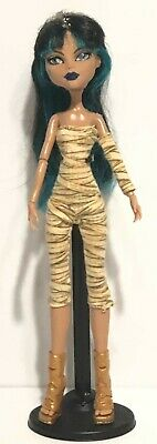 2008 Mattel Monster High Cleo De Nile First Wave Toy Girl Doll With Clothes