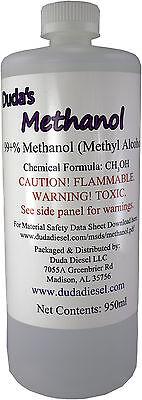 0.950 Liters Of Pure Methanol 99.85 Pure Biodiesel