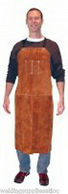 Tillman 3842 42 Leather Bib Welding Apron