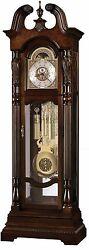Howard Miller Lindsey - Ambassador Grandfather Clock 611-046 FREE Shipping