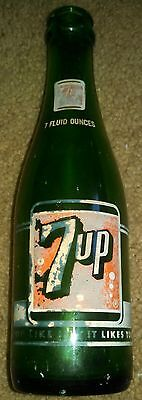 7UP Bottle - 7 FL OZ - SEVEN-UP YOU LIKE IT IT LIKES YOU
