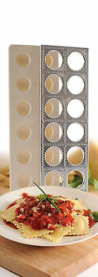 Norpro 1043 Ravioli Maker With Press Pasta Dough Mold Tool