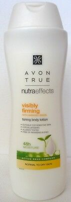 (100ml=3€) Avon - nutraeffects Bodylotion - visibly