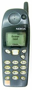 Nokia 5110 NSE-1NY - Black Unlocked Used Cellphone