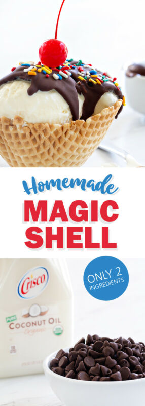 Homemade Magic Shell | eBay