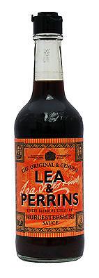 Lea & Perrins Worcestershire Sauce 290g 1
