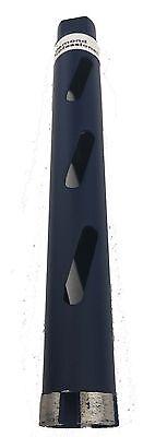 2 Laser Welded Dry Diamond Core Drill Bit For Concreteasphalt 11 Length