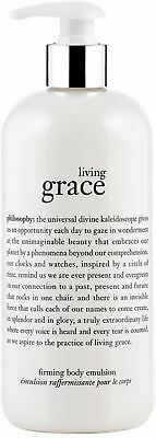 philosophy living grace firming body emulsion, 16 oz