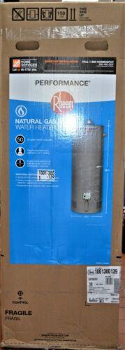 Rheem 50-Gal 38k-BTU Natural Gas Tank Water Heater #XG50T06EC38U1 - NEW