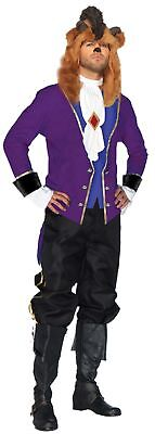 Biest Erwachsene Herren Kostüm die Schöne und das Biest Disney Leg Avenue ()