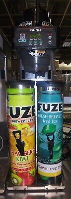 Bunn Dual Coffee And Tea Brewer