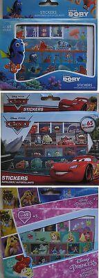 Sticker Disney *CARS*  *Findet Dori*  *PRINCESS* ca. 65 Aufkleber in Box