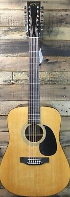 Recording King RD-06-12 Classic Series 12 string Acoustic Guitar - NEW