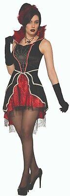 Forum Neuheiten Damen Vampir Verführerin Erwachsene Damen Halloween Kostüm - Forum Neuheiten Kostüm