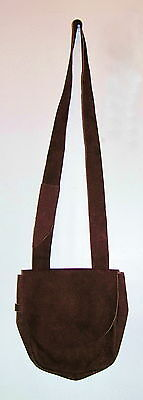 """Leather Possibles Shooting Bag - Shooting - Mountain Man/Longhunter - """"NEW"""""""