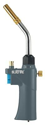 Bluefire Auto Trigger-start Heavy Duty Gas Welding Torch Head Mapp Map Propane