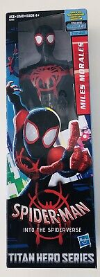 Miles Morales Powers (Spider-Man: Into The Spider-Verse Titan Hero Series Mile Morales  Power)