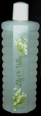 Avon Bubble Bath Schaumbad Maiglöckchen 500 ml Cremiger Duft-Badeschaum