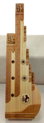 Combined Prime and Tenor Zither (citera) for collectors or practitioners