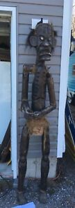 Indonesian statue approx 7ft tall