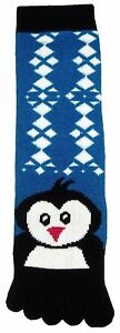 Penguin-Toe-Socks-New-Gift-Fun-Unique-Cute