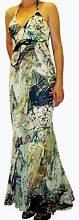 Marble print maxi dress Highgate Hill Brisbane South West Preview