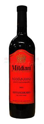 "Rotwein aus Georgien Mildiani ""Khvanchkara"" Хванчкара"