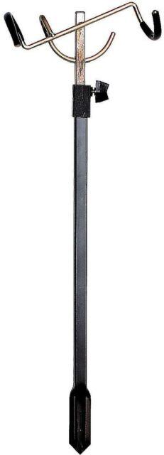 ZEBCO Rutenhalter Rutenständer Rutenauflage Erdspeer  Klapprutenhalter 54-88cm