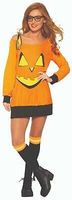Pumpkin Adult Costume (Adult Preppy Pumpkin Costume One)
