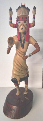 Supai Maiden Hopi Kachina 1997 by Grey Thunder Incredible Figural Havasupai Lady
