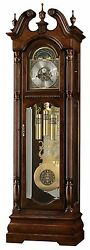 Howard Miller Edinburg 82nd Anniversary Grandfather Clock 611-142 FREE Shipping