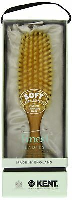 Kent Ladies Real Bristles Hair Brush - LS9D hair brush by Ke