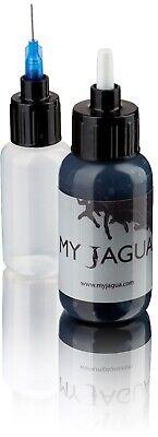 Jagua Gel 30ml + Applikator | temporäre blau-schwarze Tattoos | natürlich |Henna ()