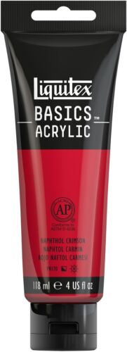 Liquitex-Basics Acrylic Paint. Developed For Students And Artists That Need Qual - $11.03