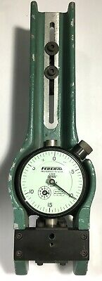 Mahr Federal 167p-3407 Id Model Shallow Diameter Id Od Gage .0005