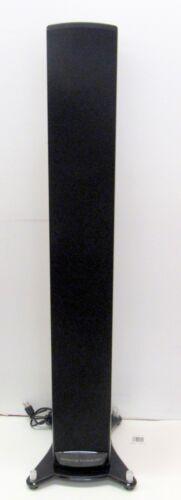 """Definitive Technology VDXA Mythos ST-L 6"""" x 10"""" 3-Way Floor Speaker (Each) Black MYTHOS ST-L BK"""