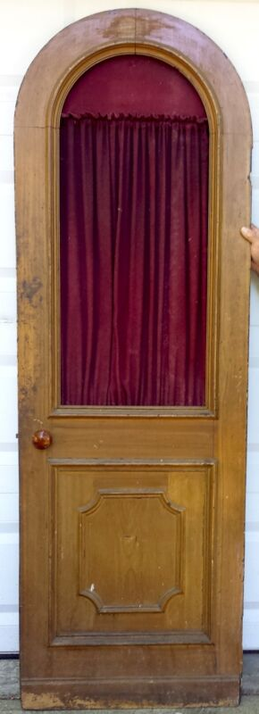 CONFESSIONAL DOOR  Religious Furniture*  Arch Top Door