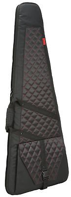 Coffin Agony Series Extreme/V Electric Guitar Gigbag, CFA-VX3
