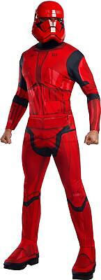 Red Sith Trooper Adult Mens Costume NEW Star Wars Rise of Skywalker
