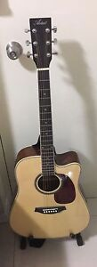 3/4 Artists Acoustic Guitar & Stand - $60 Bankstown Bankstown Area Preview