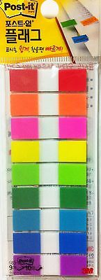 3M POST IT FLAG 683-9KN 44mm*12mm 90 pies  Sticky note#1 on Rummage
