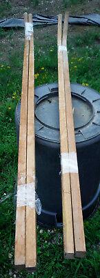 Pick One Set of 2 Hardwood Handles Walk Behind Farm Garden Implement