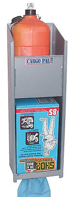 Cargopal CP275 Towel & Hand Cleaner Rack for Race Trailers, Shops, 15%OFF