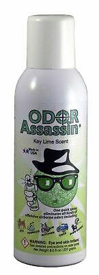 Odor Assassin Key Lime Scent 8oz