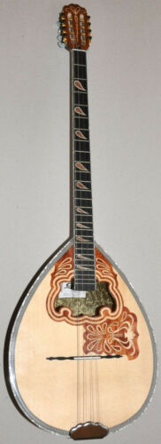 Greek Bouzouki Matsikas 4814 Authentic 8 strings + FREE Hard Case