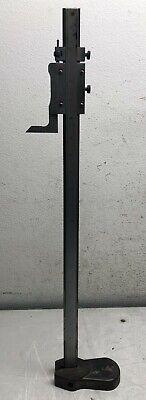 Starrett No. 255 Vernier Height Gauge 20