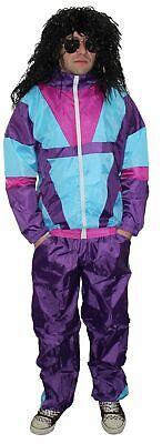 80er Jahre Kostüm für Herren Trainingsanzug Assianzug Assi - 80 Kostüme Für Herren