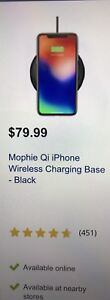 Brand new mophie wireless charger