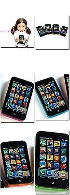 Smart Cell Phone Choose Color 18 in Doll Clothes Accessory Fits American Girl